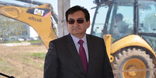 инж. Нишан Бъздигян, РАИС: РАИС изгражда нов технически център за автоматизация и роботизация
