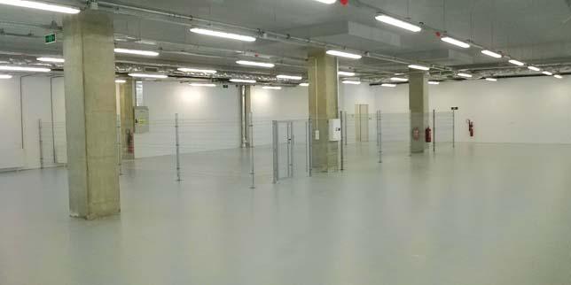 Логолайт Инженеринг достави енергоспестяващи осветителни тела за новата фабрика на АТМ Електроникс