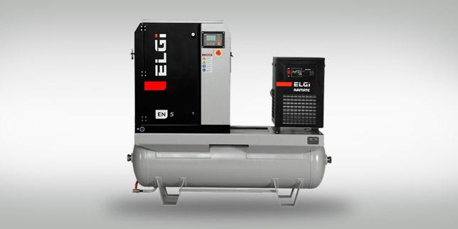 Високоефективни и надеждни компресори от ElGi