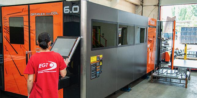 Гигантът в казино индустрията EGT се довери на японските лазери Mazak за своята фабрика край София
