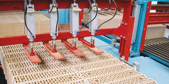 Заводът на Винербергер в Луковит разполага с последно поколение технологично оборудване