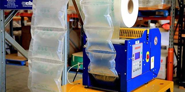 Съвременните системи за етикетиране повишават ефективността в склада