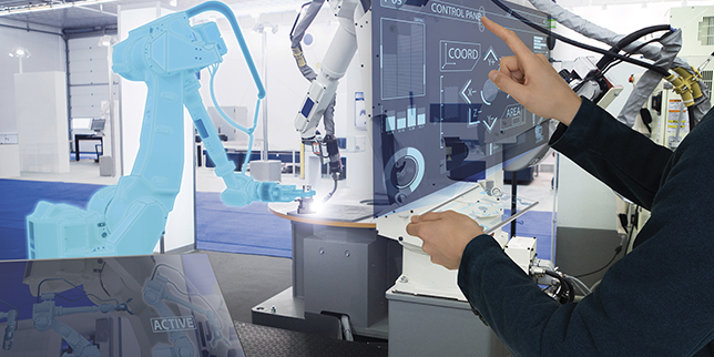 Роботика и интелигентни машини