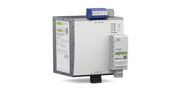 Новото WAGO захранване Pro 2 - изключителни характеристики и висока ефективност