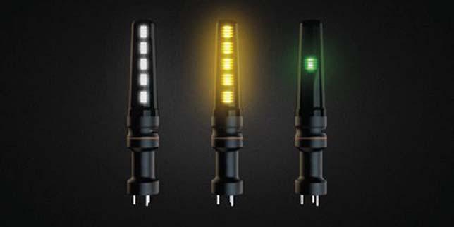 Нови сигнални лампи и LED ленти от ifm