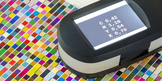 Безконтактни технологии за измерване на цвят в индустрията