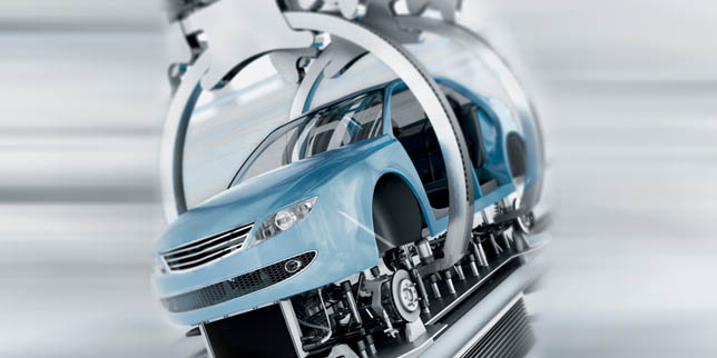 Festo е доказан партньор на производителите и доставчиците в автомобилната индустрия