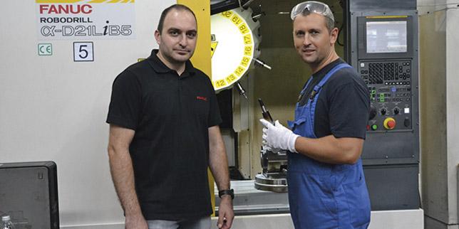 ФАНУК България е наш дългогодишен доверен партньор инж. Ваньо Палазов, собственик и управител на ИНХОМ-98 ООД