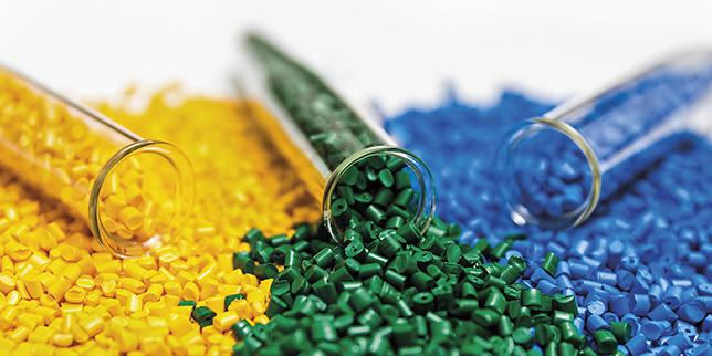 Пластмаси с минерални филъри