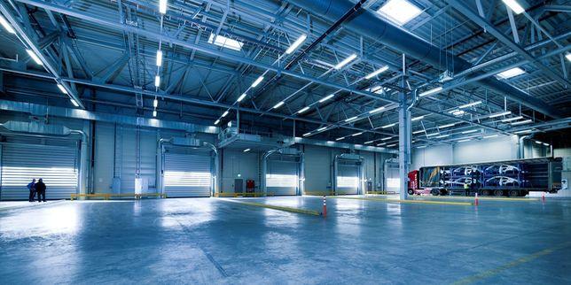 5 ключови подхода за ефективно LED осветление на промишлени складове и халета