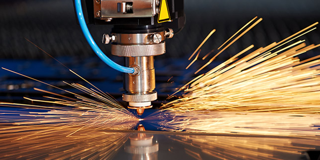 3D лазерна обработка на метали