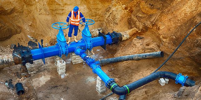 Регулатори на налягане за водоснабдяването