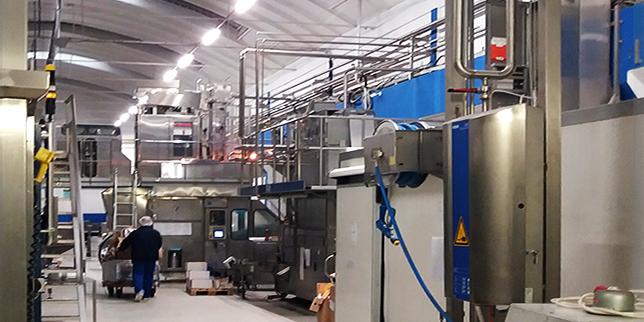 Оптимизация на енергопотреблението в хранително-вкусовата промишленост