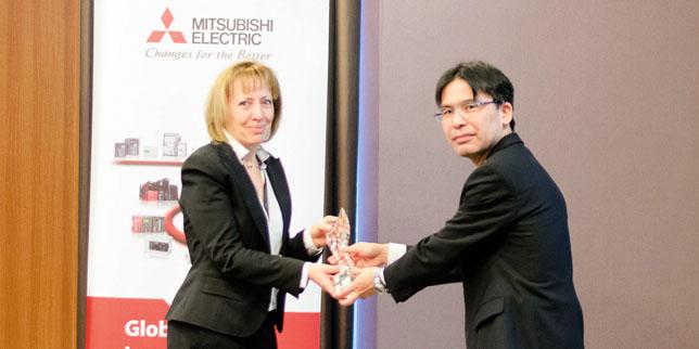 Илиана Айвазова, търговски мениджър за Mitsubishi Electric и Соgnex в Ехнатон: Наградата от Mitsubishi Electric е оценка за постиженията ни в областта на индустриалните роботи