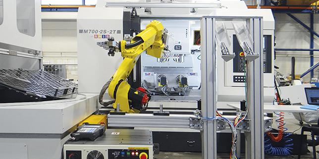 Предлагаме интелигентни технологии, които ще управляват производството на утрешния ден