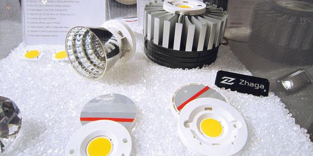 Спецификации за оперативна съвместимост на LED светлоизточници (Zhaga)