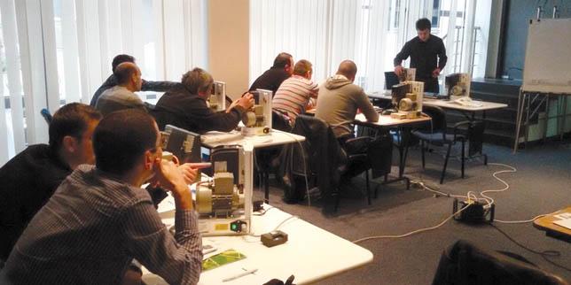 Siemens проведе технически семинари за фамилията задвижвания Sinamics