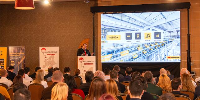 5-ото издание на Automotive Logistics Summit ще се проведе в Румъния