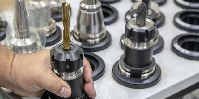 Възстановяване на металорежещи инструменти