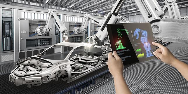 Роботите в четвъртата индустриална революция