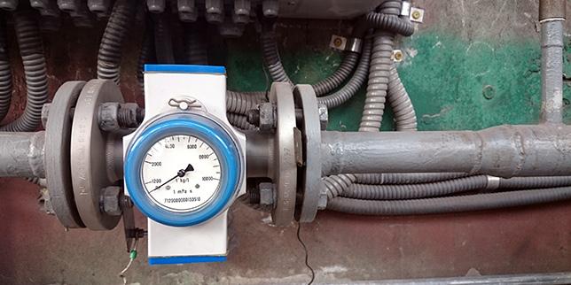 Измерване на водни дебити в индустриални процеси