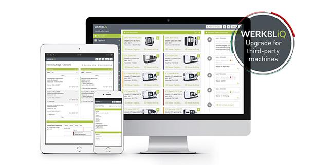 my DMG MORI и WERKBLiQ upgrade: оптимизирано обслужване и поддръжка на машини