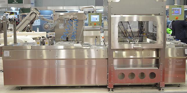 INTRAMA интегрира индустриални роботи в комплексни решения за автоматизация в ХВП