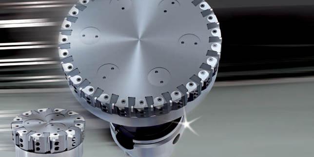 Акцент в представянето ни на EMO Милано 2015 беше новата HPC фреза за обработка на алуминий