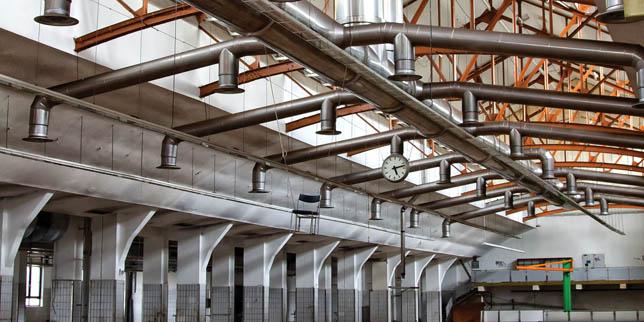 Актуални решения за вентилация в индустрията