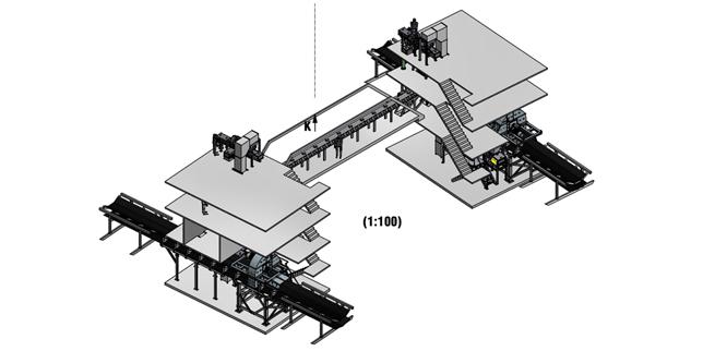 Местима пробовземаща система в Мини Марица-изток
