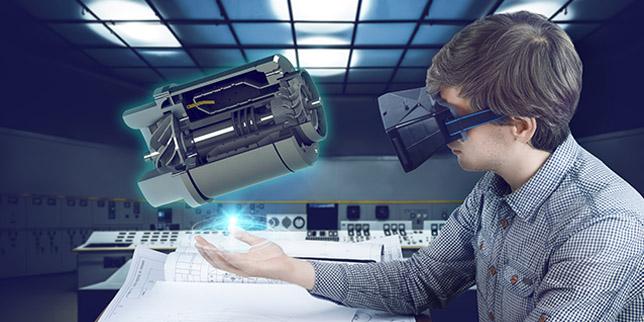 Виртуално обучение за инженери