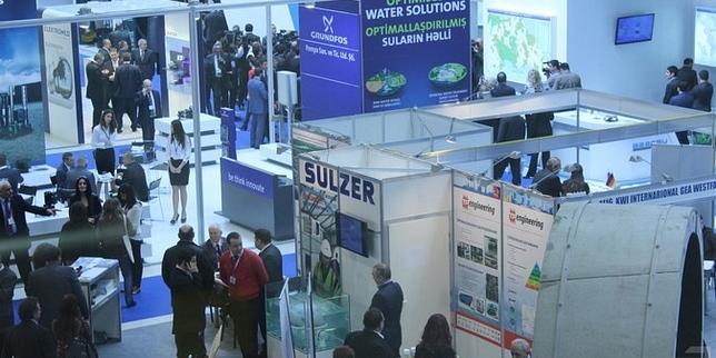Трето международно изложение за водни технологии CATEC