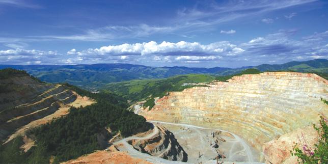 Ефективно използване на водата в минната индустрия
