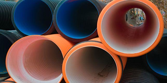 Полиетиленови тръби за водоснабдяване и канализация