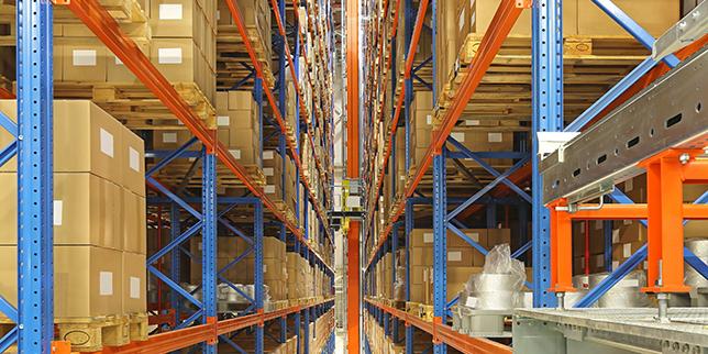 Високи технологии в складовото стопанство