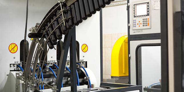 Машини за формоване на пластмаси чрез раздуване