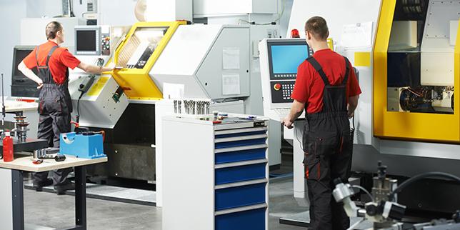 Металорежещи и металообработващи машини в България