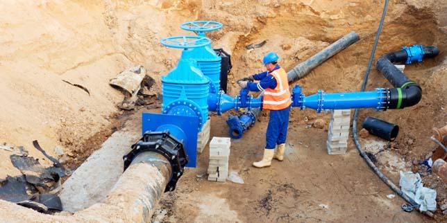 Покрития за подземни водопроводи
