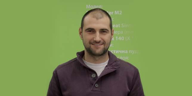 Би Ту Ен, Боян Пехливанов: 3D технологиите вече са неразделна част от производствата на модерните предприятия