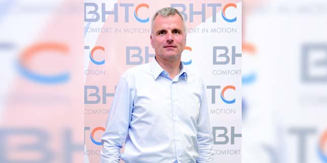 BHTC, Мартин Ниланд: Българската производствена база ще стане важен център в глобалното семейство на BHTC