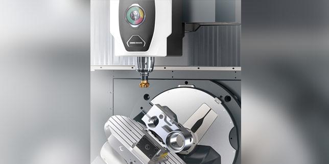 DMU 50 3rd Generation - с подобрена технология за 5-осна обработка според изискванията на утрешния ден