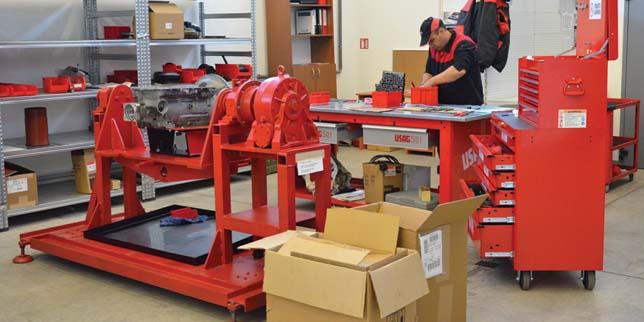 ИПО: Сервизите ни са оборудвани с оригинални стендове и инструменти за сервизно и гаранционно обслужване