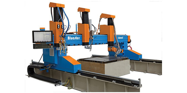 Плазма Сервиз предлага високотехнологични портални машини Vanad за обработка на листов материал