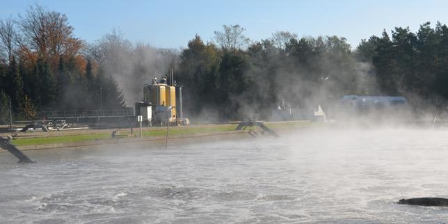 Очистване на води в целулозно-хартиената промишленост