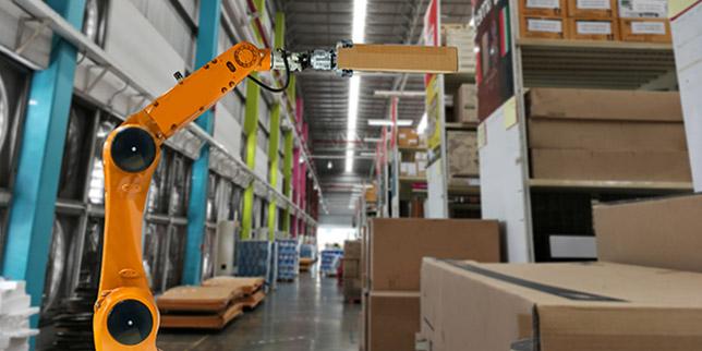 Роботизирани складови системи - част 2