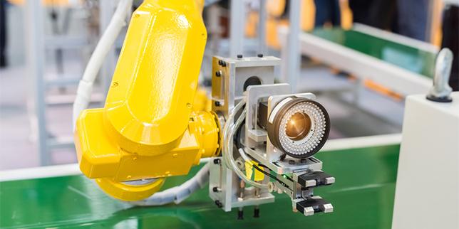 Машинно зрение за интелигентни фабрики