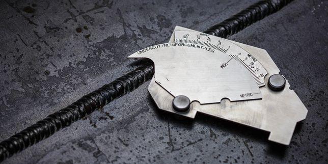 Шаблони за измерване и контрол на заваръчни шевове