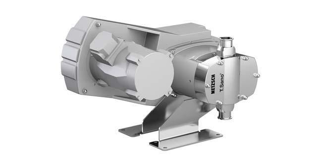 NETZSCH разработиха нов дизайн на помпите TORNADO® модел T.Sano®