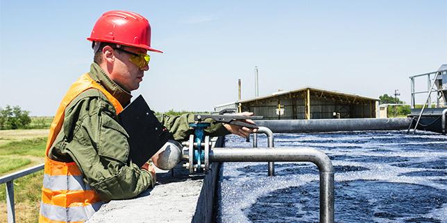 Решения за повторно използване на индустриални води