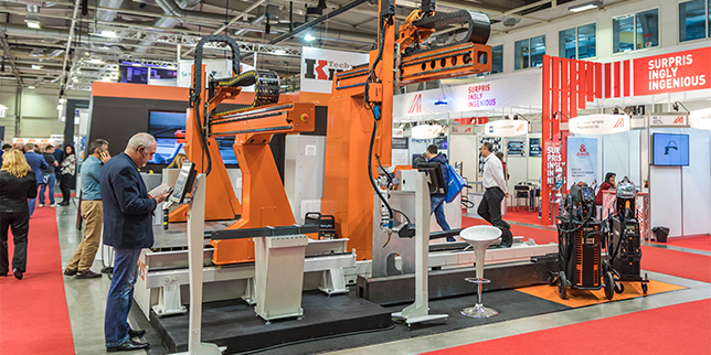 MachTech & InnoTech Expo 2019 показа новости в роботизацията, автоматизацията и 3D принтирането